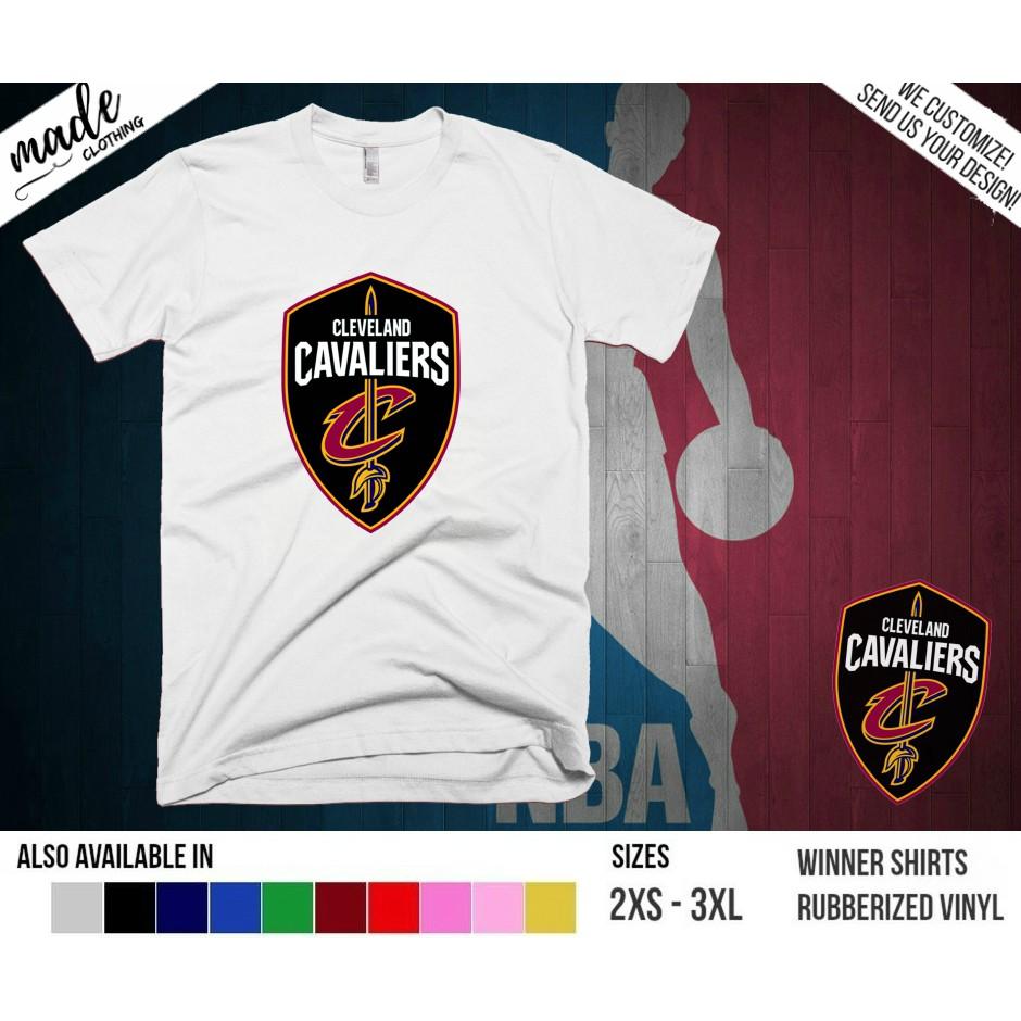the latest df5c8 6cf1b NBA Cleveland Cavaliers - Cavaliers Logo Shirt