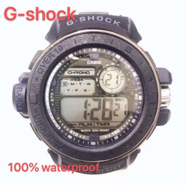 G Shock Waterproof >> Casio G Shock 9977 Waterproof Watch Shopee Philippines