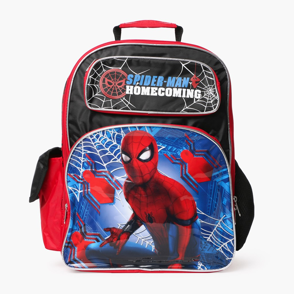 footwear free delivery special discount Marvel Spider-man Boys Backpack