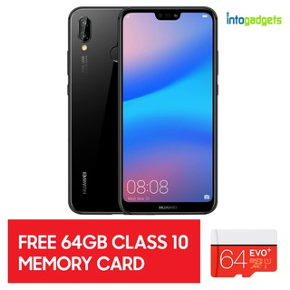 Huawei P20 Sd Karte.Huawei P20 Lite 64gb Free 64gb Sd Card Shopee Philippines