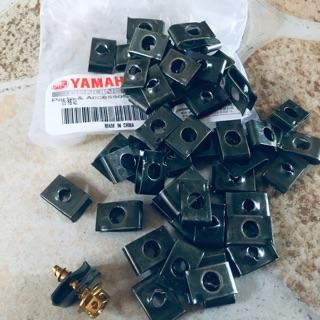 PACK OF 50 type 12 U clips car motorbike fairings NEW Speed fasteners