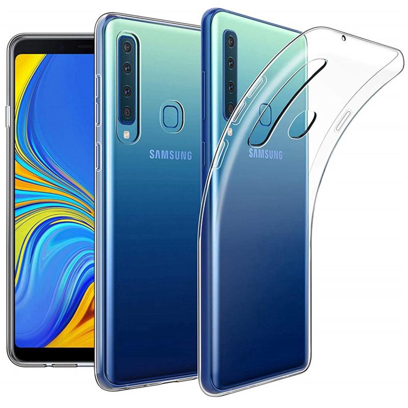 Casing Samsung Galaxy Note 5 8 A10 A20 A30 A50 A70 M10 M20 M30 Grand Prime  Clear Soft TPU Phone Case