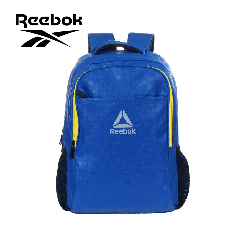Tercero Esta llorando Ejecutable  Reebok UN Train Style Unisex Backpack (Blue) | Shopee Philippines
