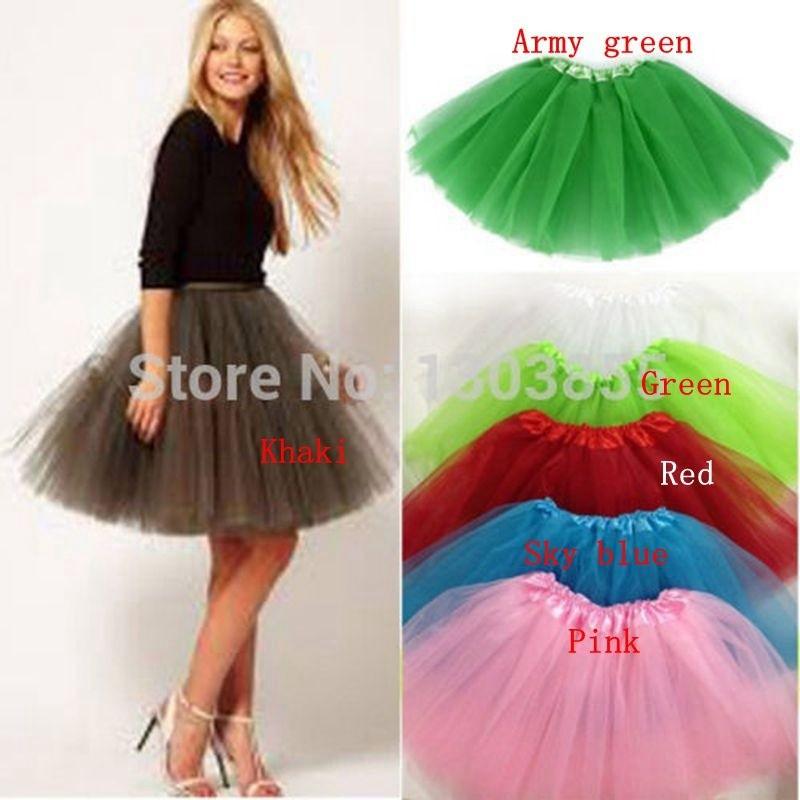 834ad8f82 nude tutu skirt (free size), layered mesh / tulle skirt | Shopee Philippines