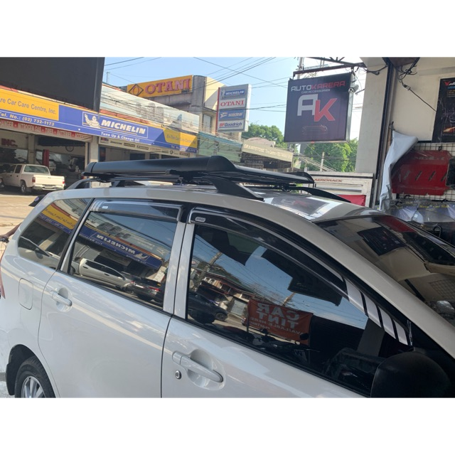 Avanza Roof Rack Only Shopee Philippines