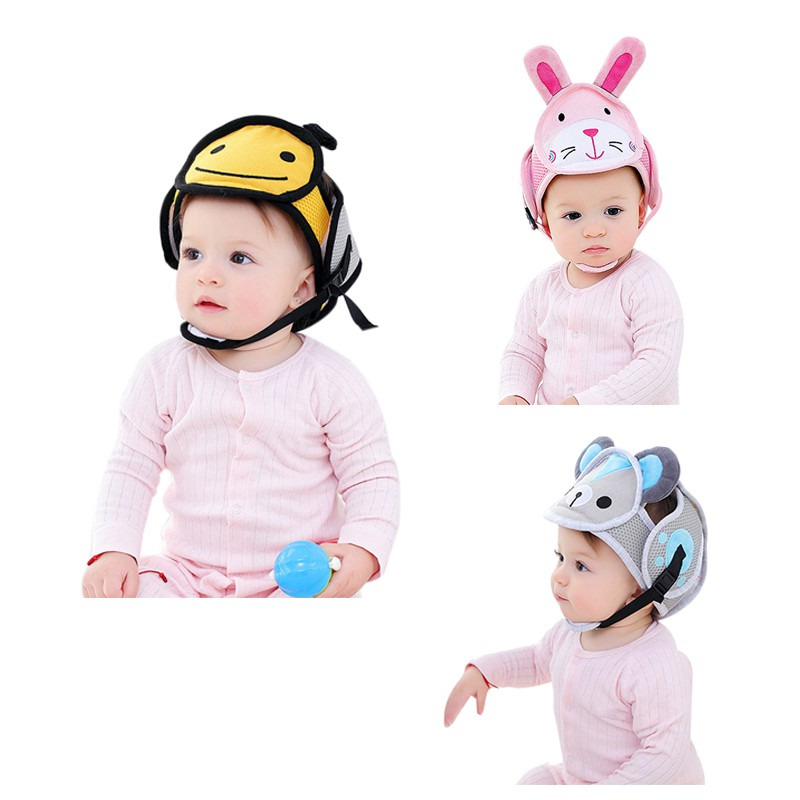 Back To Search Resultsmother & Kids Clever Cute Toddler Headrest Baby Shatter Resistant Pillow Children Head Protection Cushion For Baby Care Learn To Walk Attractive Fashion Pillow