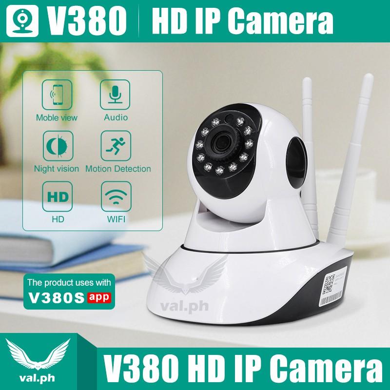 V380 HD PTZ Wireless Indoor IP Camera