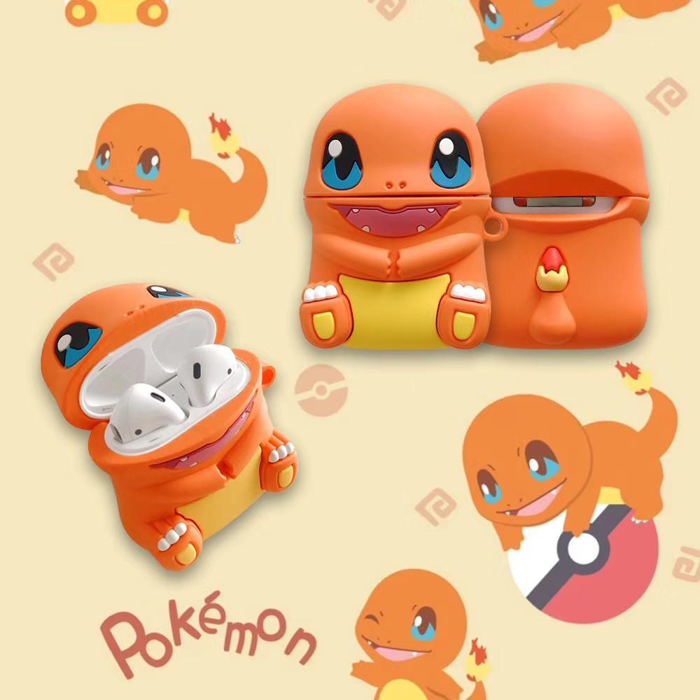 Charmander Pokemon Apple AirPods Case