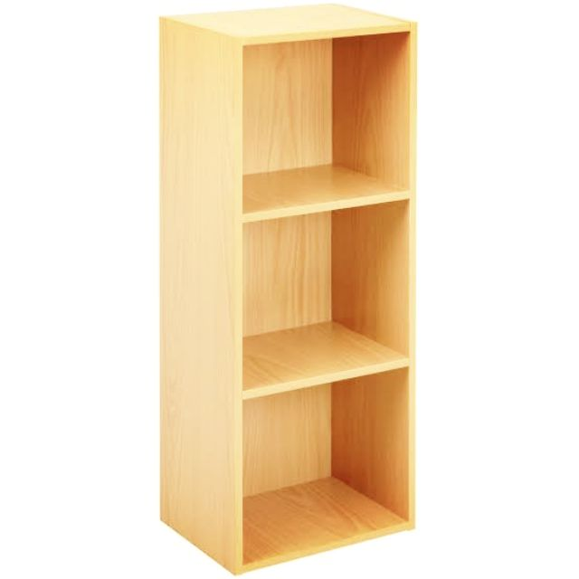 huge discount 42061 7a03a 3 Tier Bookshelf (Free Shipping within Metro Manila only)