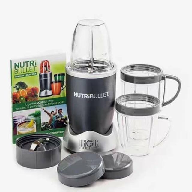 Nutribullet High Power Blender Juicer Shopee Philippines