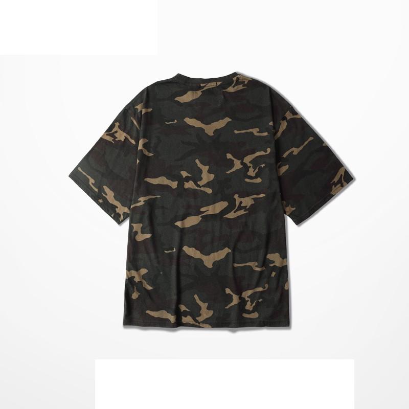 YUNY Men Cotton Oversize Summer Short-Sleeve Leisure Button Down Shirt 5 2XL