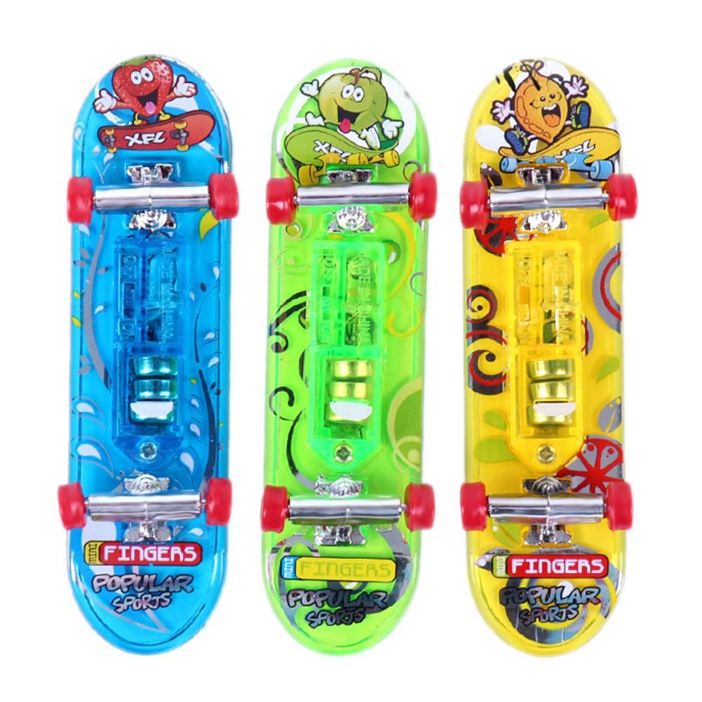 2XMini Skateboard Toys Finger Board Tech Deck