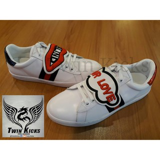 283ccbf98 Gucci Ace Sneakers 'Blind For Love'   Shopee Philippines