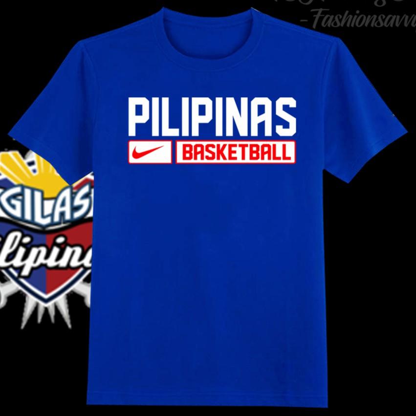 Pilipinas Basketball T Shirt Shopee Philippines