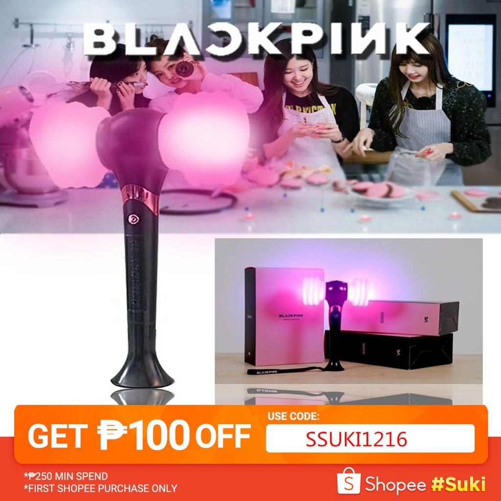 BLACKPINK Kpop Stick Lamp 2018 Official Concert Lightstick