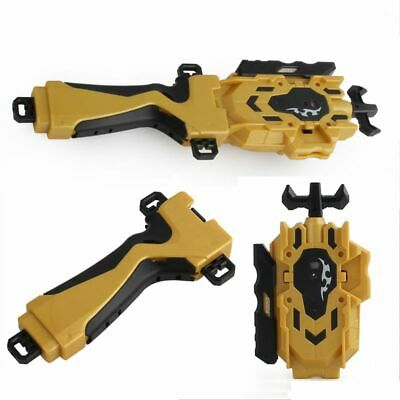 Beyblade BURST BeyLauncher Gold L-R String Launcher Grip Fighting Toy Kid Gift