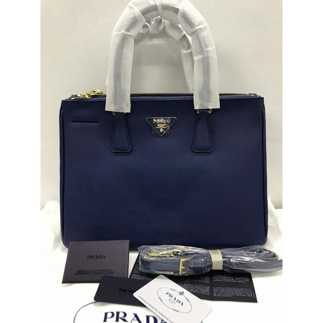 Prada Saffiano Lux Tote  95649b8995ee6