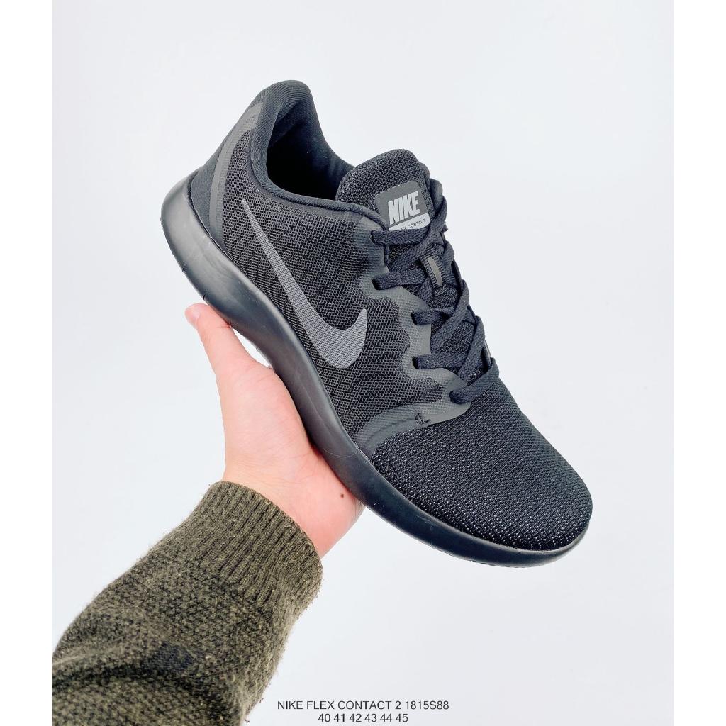 fotografía Estimado rebanada  New NIKE FLEX CONTACT 2 Super Soft 2S Training Sneakers Black Gray Men  Running Shoes Size:40-45 | Shopee Philippines