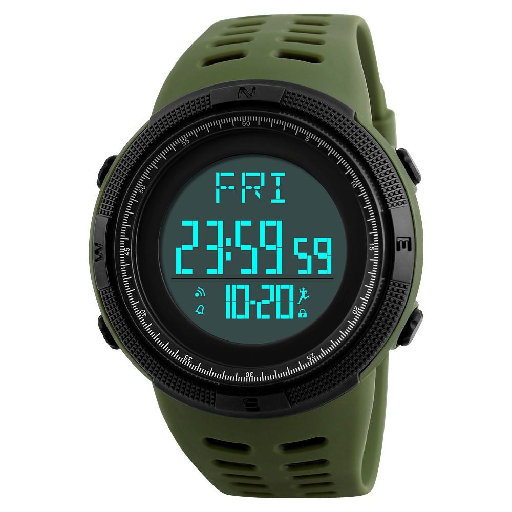 SKMEI 1325 50m Waterproof Men s Digital Sports Watch  5efcc8ac863