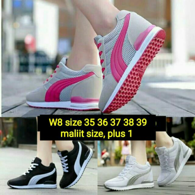 b7ab46bfb4e6 WEDGE RUBBER SHOES