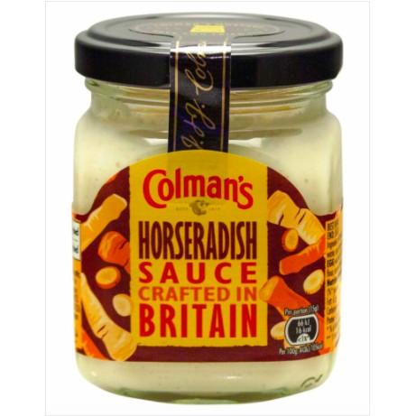 Colman S Horseradish Sauce Shopee Philippines