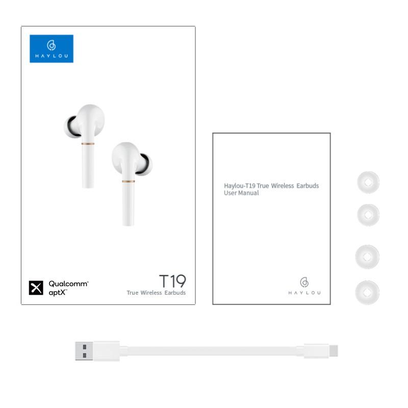 Análisis Auriculares Haylou T19 True Wireless