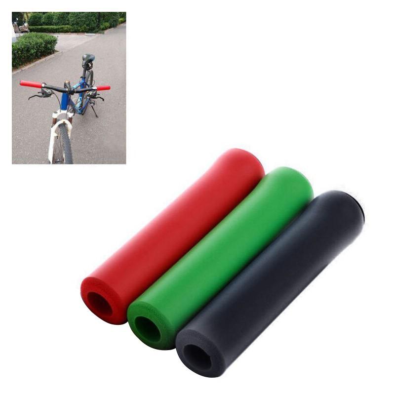 Bicycle sponge lenker soft grips set folding bike handlebar set handle grips