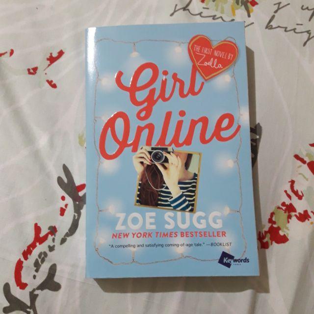 Girl Online On Tour Zoe Sugg Pdf
