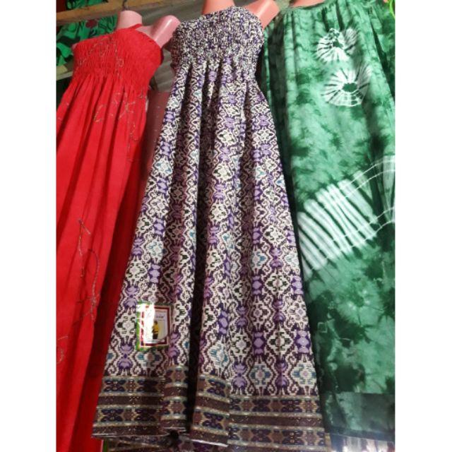 Batik Daster (Metallic Designs)