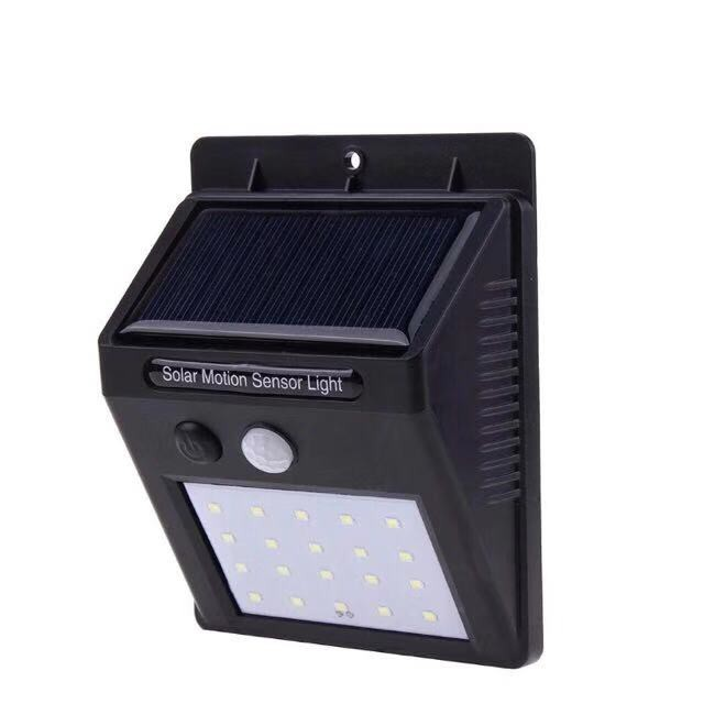 We Ever Brite 20 Led Lamp Solar Powered Wall Light Outdoor Shopee Philippines
