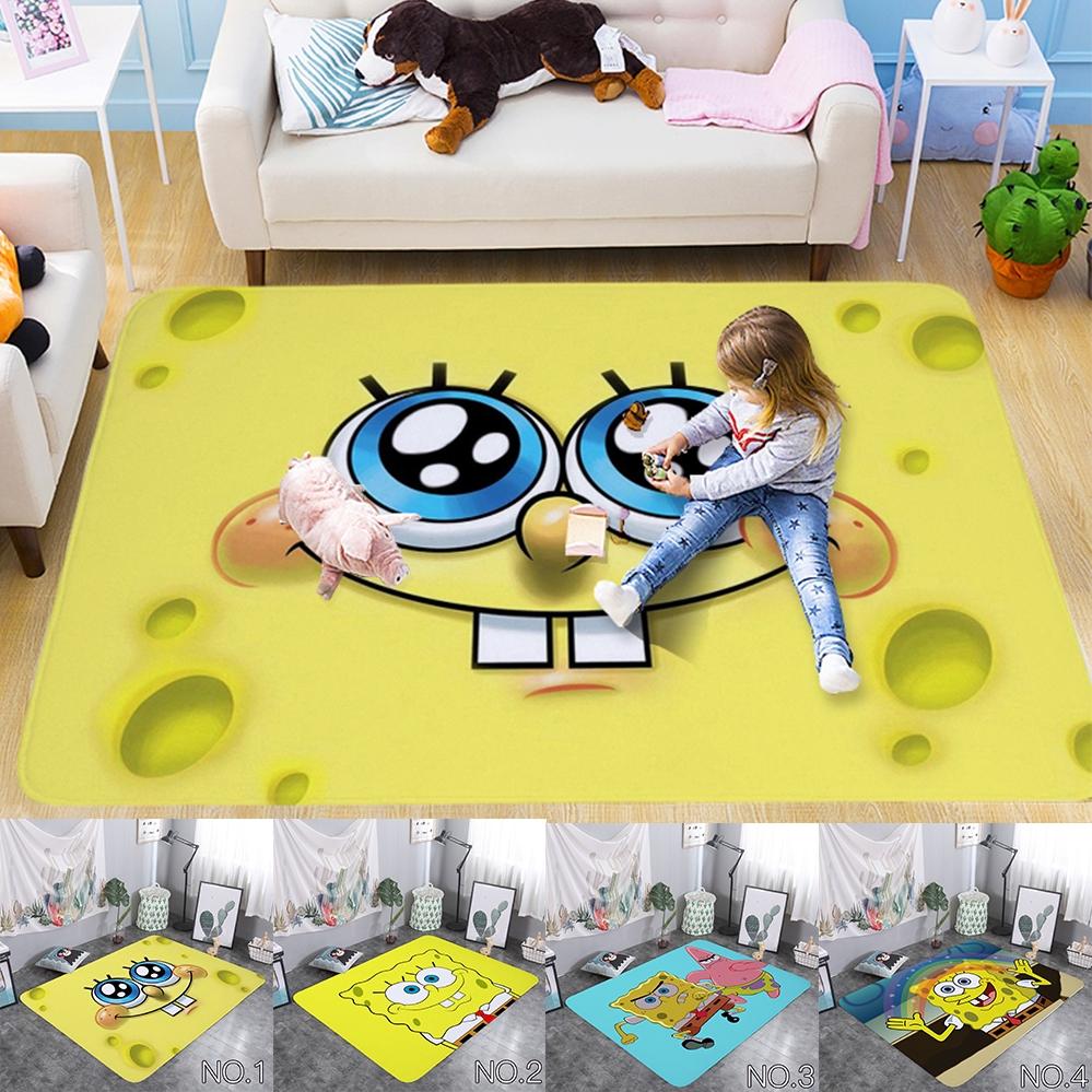 SpongeBob SquarePants Carpet Cartoon