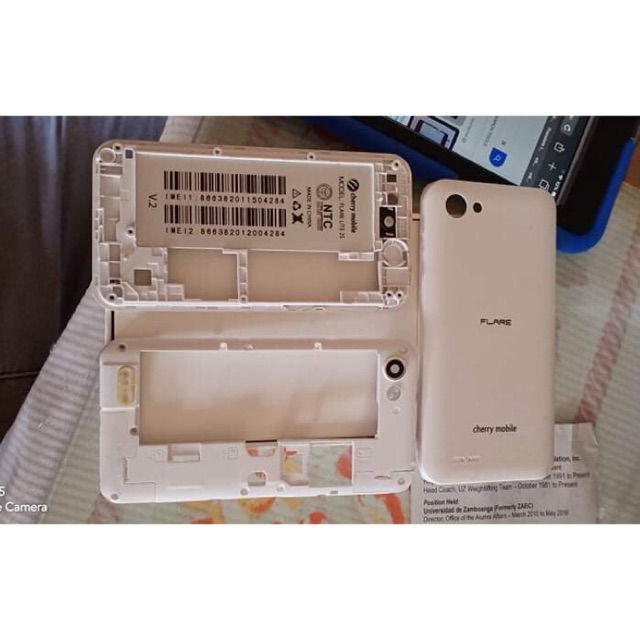 Cherry mobile flare S2 Parts