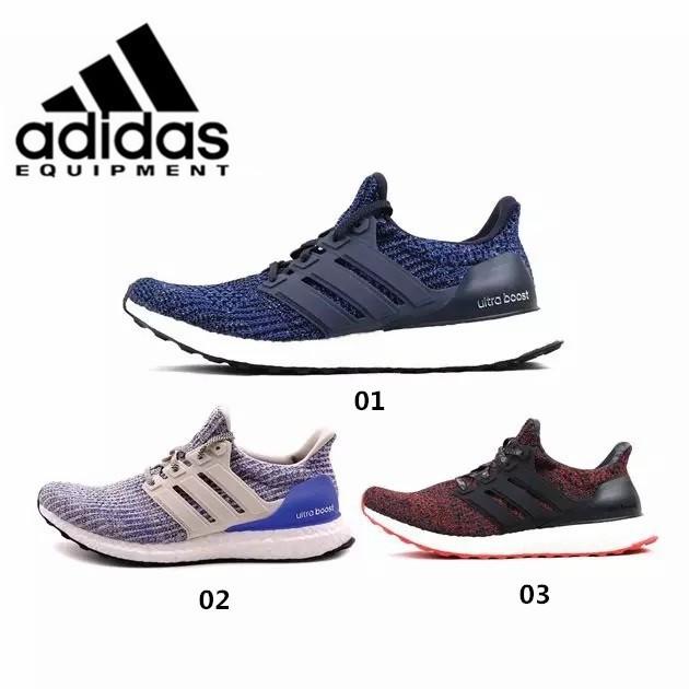 hot sale online f29c4 664d3 jianfzvip 2018 Adidas Ultra Boost UB4.0 Men's Sport Shoes Unisex shoes  original