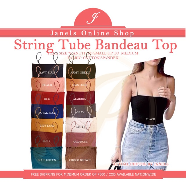 ec9cbe74d1d6 Shop Tops Online - Women's Apparel, {{time}} | Shopee Philippines