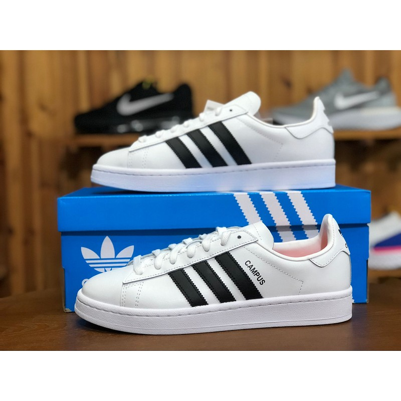 cf3a44dfaa0 Adidas CAMPUS W Clover Collection Couple Casual Shoes B37939 ...