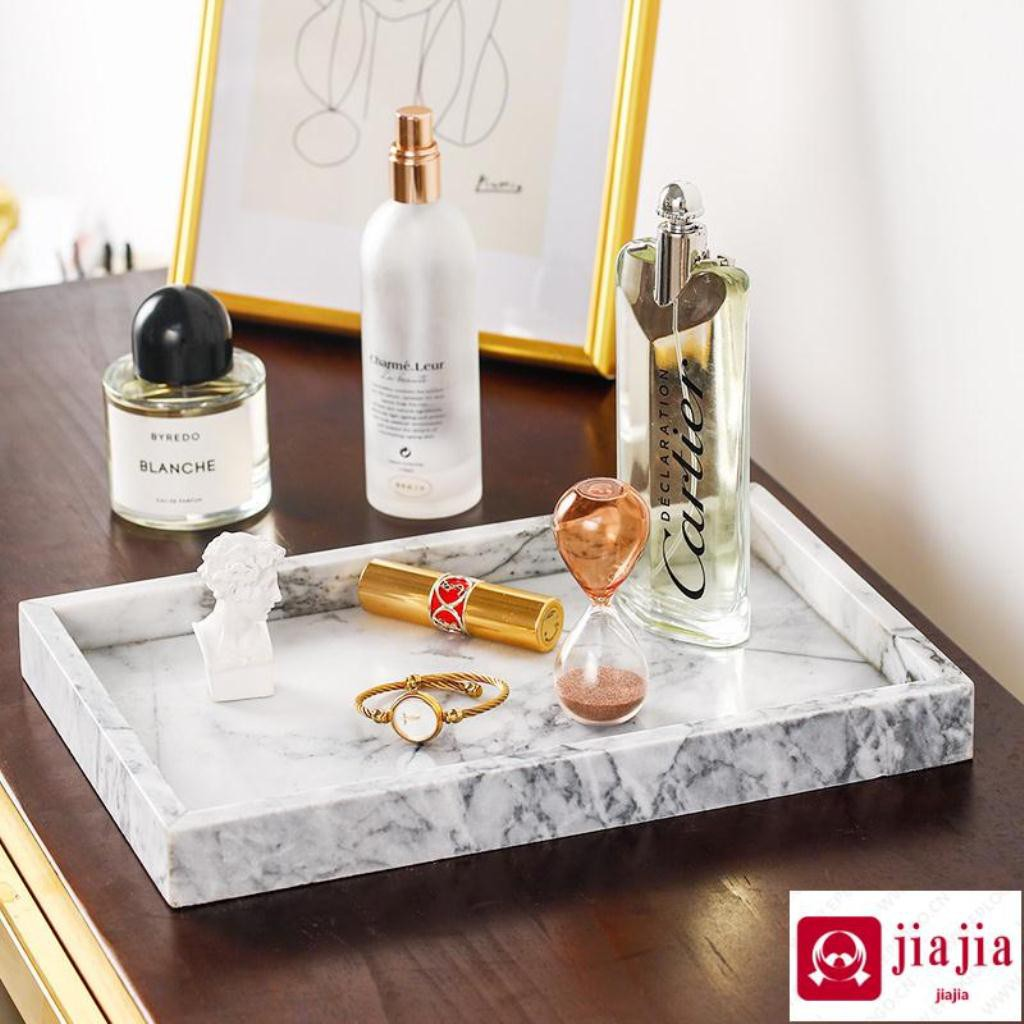 Nordic Minimalist Style Natural Marble Tray Jewelry Storage Tray Desktop Storage Tray Jewelry Storage Tray Display Tray Shopee Philippines