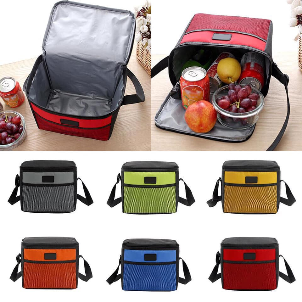 Waterproof Insulated Thermal Lunch Bag