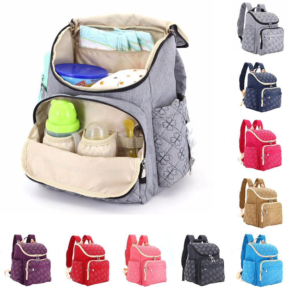 21d65b2159 Colorland Diaper Bag Mummy Maternity Nappy Backpack