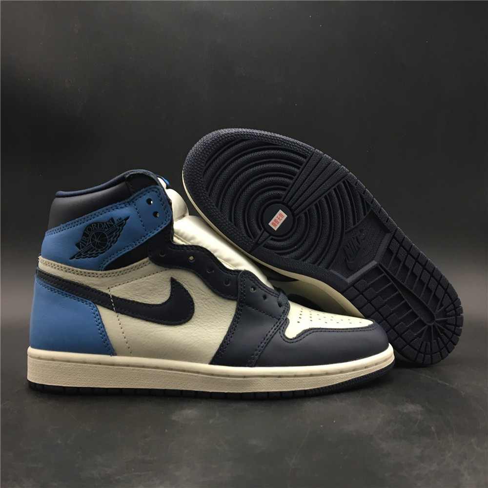 air jordan 1 retro mid obsidian
