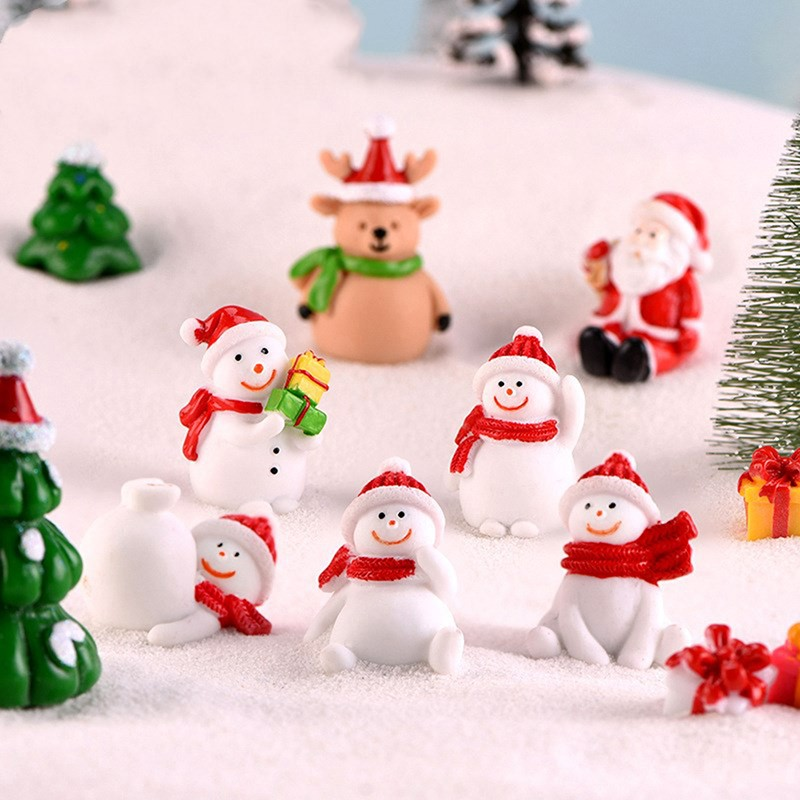 MERRY CHRISTMAS Solar Powered Snowman Ornament//Gift Tag NEW
