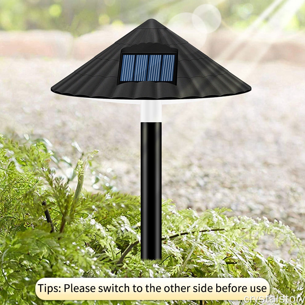 Cry Solar Led Outdoor Landscape Lights Low Voltage Garden Lights Ip55 Waterproof Pathway Garden Lamp Shopee Philippines