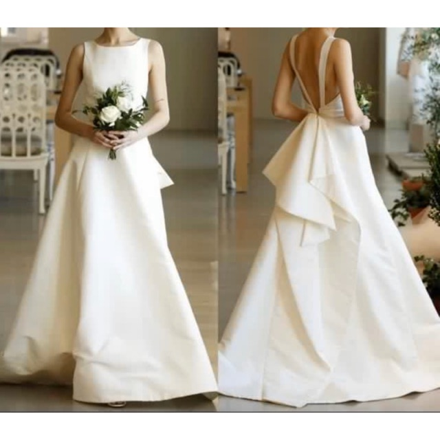 Intimate Wedding Gown In Bridal Satin Shopee Philippines,Cute Black Dresses For A Wedding