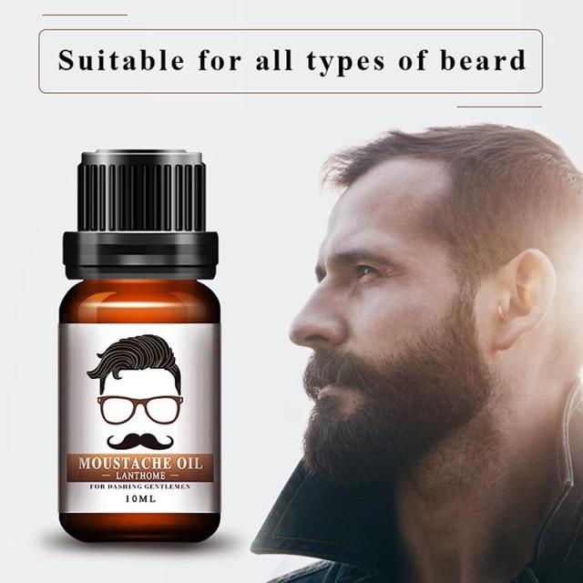 Organic Beard Oil / mustache oil hair grower
