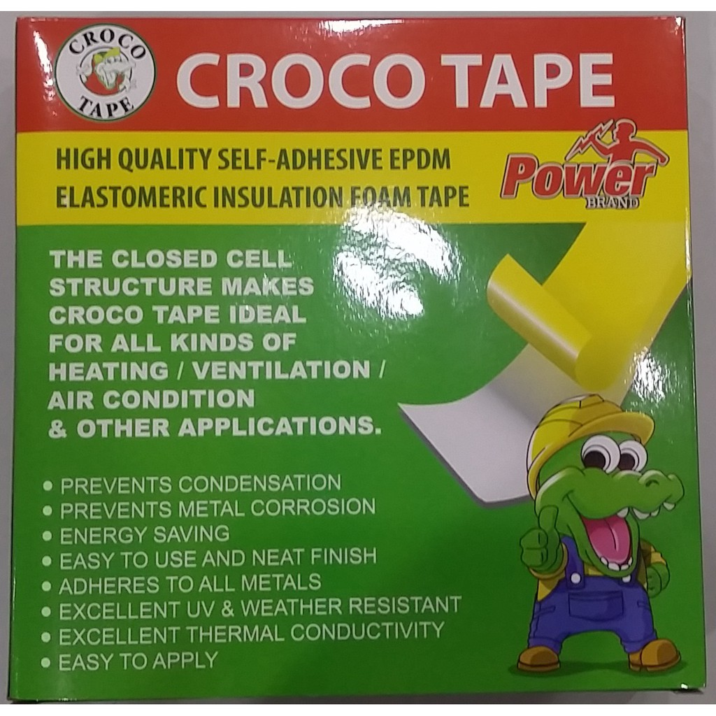 Croco Insulation Tape