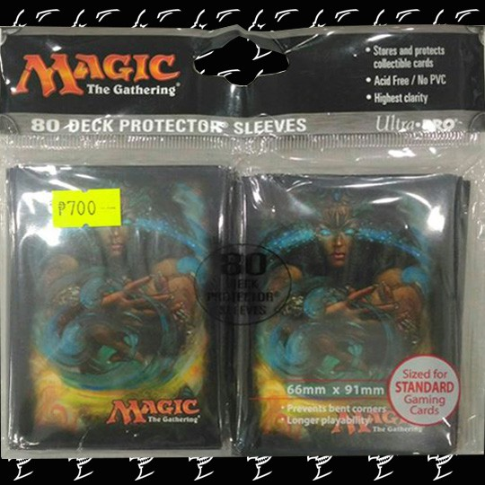 ULTRA PRO MTG FORCE OF WILL (EMA) Trading Card Sleeves