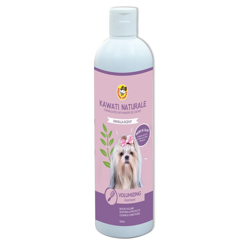 Doggies Choice Kawati Vanilla Scent Dog Shampoo 500ml