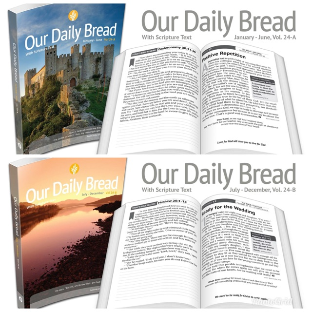Our Daily B Book