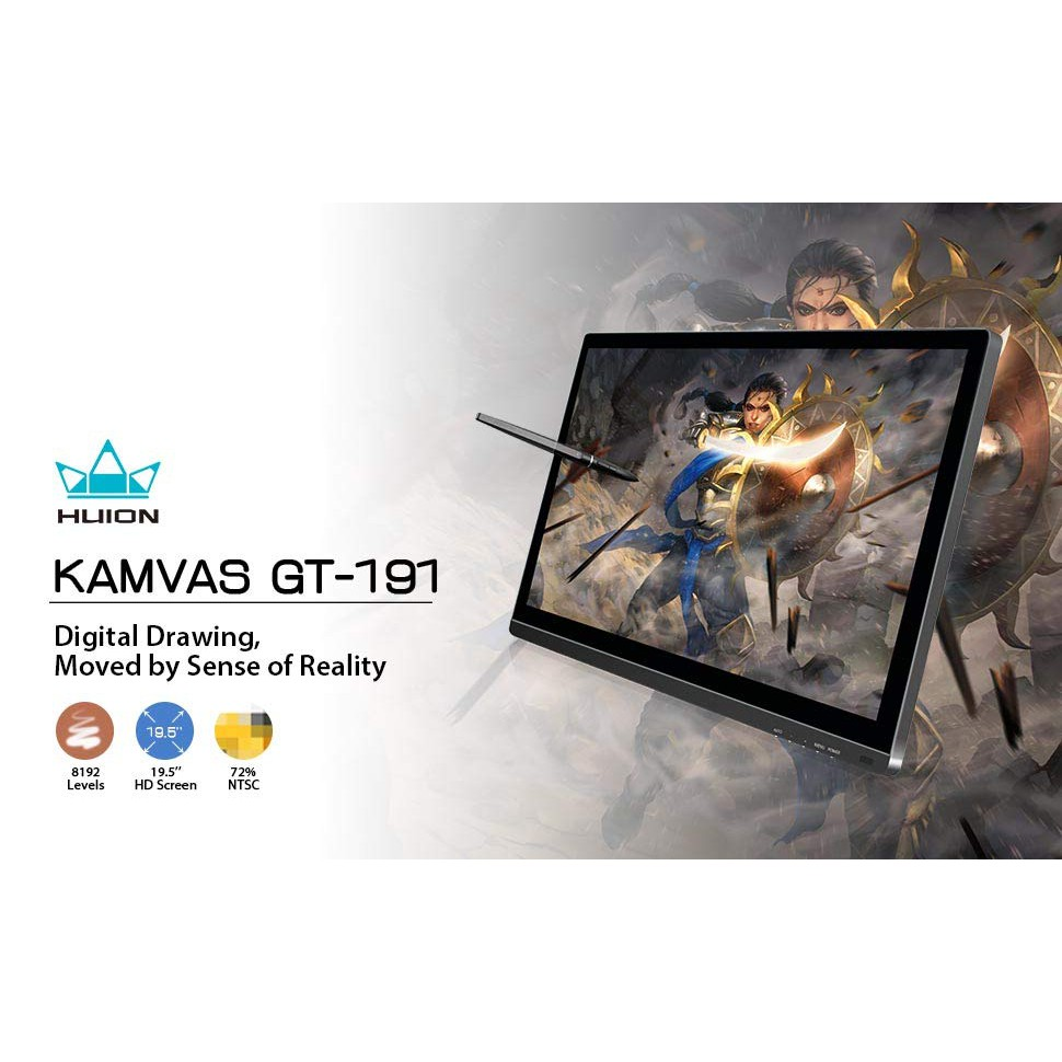 HUION GT-191 DIGITAL DRAWING TABLET FREE SHIPPING P0 00 SHIPPING COST