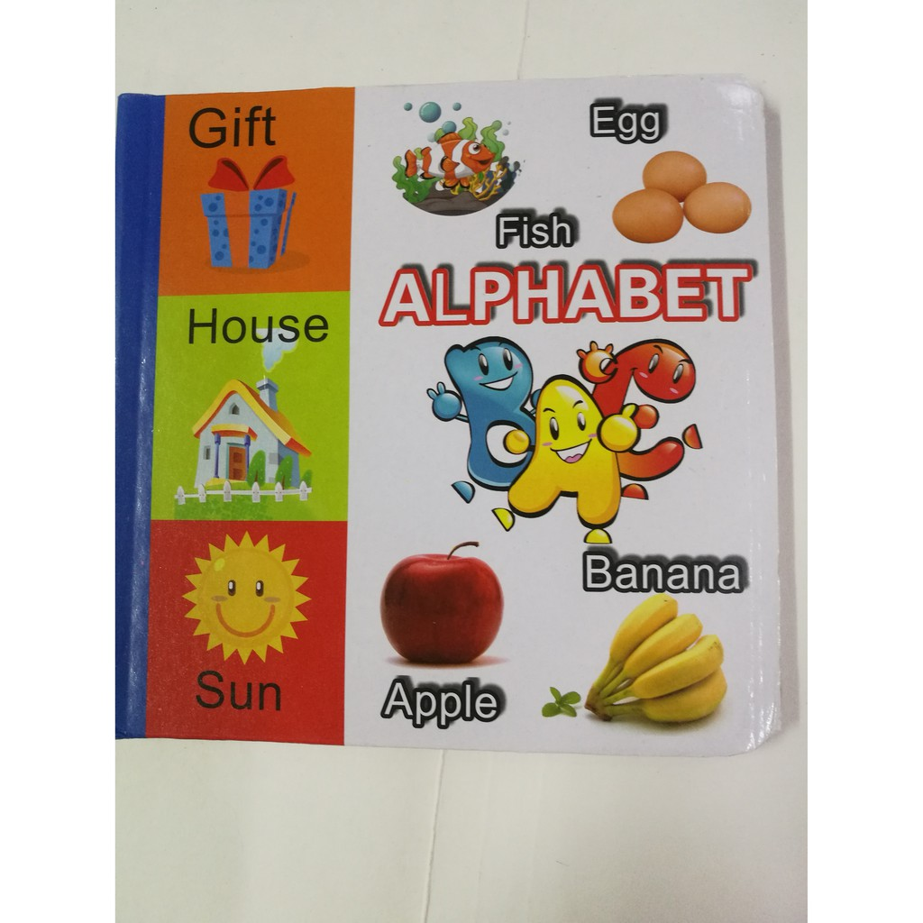 good quality Art paper flash cards kid book card printing