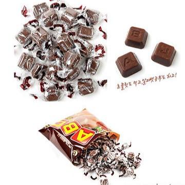 LOTTE ABC Monogram Milk Dark Chocolate 65g | Shopee Philippines